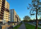 Panarame cu panoramă: ADD Bihor şi-a tras chirie într-un apartament la etajul 8 dintr-un nou cartier de locuinţe