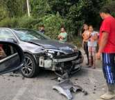 Edil buşit: Primarul de Beiuş a făcut accident cu maşina instituţiei