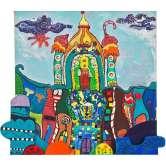 O expoziţie inedită de pictură, la Teatrul Regina Maria: 'Oradea mea de turtă dulce'