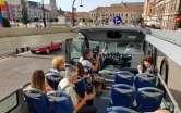Autobuzul turistic iese din nou pe traseu în weekend