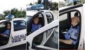 De râsul internetului! Poliţist local, filmat în timp ce trăgea un pui de somn chiar în maşina de poliţie (VIDEO)
