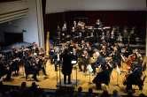 Maestrul Alpaslan Ertüngealp, dirijorul concertului de muzică britanică de la Filarmonica Oradea