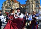 Seri animate în Oradea: 'Libertango' şi dansuri populare, în Piaţa Unirii