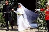 Nunta regală. Rochia de mireasă a ducesei Meghan a costat 278.000 de lire sterline