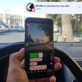 Moartea a dat 'love': Cum încearcă Ministerul Afacerilor Interne să-i convingă pe şoferi să nu facă live-uri la volan
