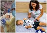 Asociația pentru micuțul Noel din Bihor a ajutat încă un băiețel bolnav de SMA1 să primească vaccinul de 2,1 milioane de dolari