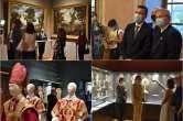 Palatul Baroc din Oradea, redeschis în interior cu expoziţia tezaurului Episcopiei Romano-Catolice (FOTO / VIDEO)