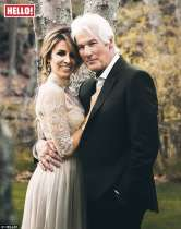 Tată la 69 de ani! Richard Gere așteaptă nașterea celui de-al doilea copil al său