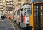 OTL: Circulaţia tramvaielor pe tronsonul Nufărul - Casa de Cultură va fi întreruptă duminică