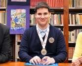 Jos pălăria: Licean din Oradea, premiat cu bronz la Olimpiada Internaţională de Chimie