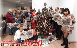 Calendarul BIHOREANULUI pentru 2020: Vezi cum arată cele 12 luni ale anului, în stilul lui Bihorel! (FOTO)