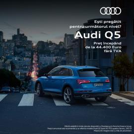 Preţ special, de toamnă, pentru Audi Q5!