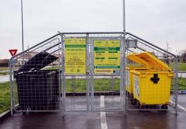 Reciclare, la mai mare! Pentru că orădenii aruncă tot mai multe deşeuri reciclabile, RER a suplimentat numărul utilajelor care le colectează