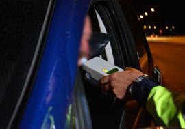 Un şofer din Bihor a fost prins cu o alcoolemie de comă în trafic