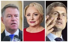 Exit-poll: Klaus Iohannis, câştigător detaşat al alegerilor de duminică. Viorica Dăncilă - contracandidatul din turul doi