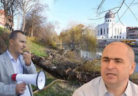 Orlando contra Bolojan: Primăria Oradea a 'înflorit' Cadastrul Verde, ca să pară că oraşul respectă normele UE în materie de parcuri