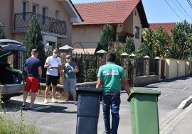 Vine RER-ul! Din această săptămână, RER Vest va începe colectarea deşeurilor de la 40.000 de gospodării