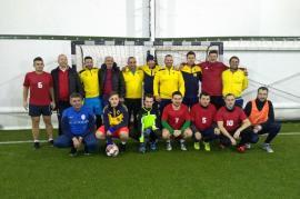 Un nou teren acoperit, inaugurat la Baza Tineretului din Oradea