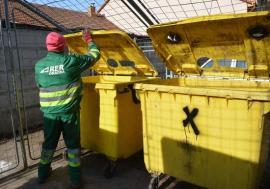 Reciclare pe val: Orădenii au deprins obiceiul colectării selective şi trimit tot mai multe deşeuri la revalorificare