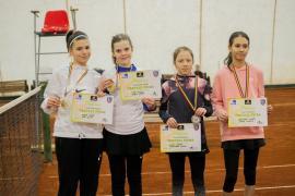 Orădeanca Giulia Safina Popa, printre câştigătorii ediţiei 2020 a Cupei Prima la tenis (FOTO)