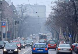 Oradea sufocantă: Măsurătorile arată că în ultimele două luni aerul oraşului a fost foarte poluat, îndeosebi în Rogerius