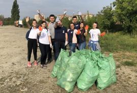 Let's do it, Bihor: Peste 23.000 de voluntari au adunat 30.000 de saci de gunoaie (FOTO)