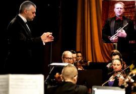 Concert pentru trompetă, dansuri şi arii antice la Filarmonica Oradea