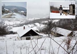 La polul frigului: În debutul geros al anului, BIHOREANUL a făcut o incursiune în cea mai rece așezare locuită din județ (FOTO / VIDEO)