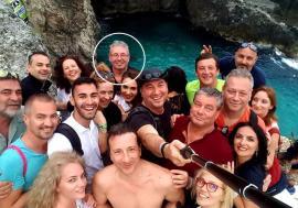 Szia din Jamaica! În vreme ce Aeroportul rămânea fără zboruri externe, preşedintele Consiliului Judeţean Bihor era la scufundări în Jamaica (FOTO)