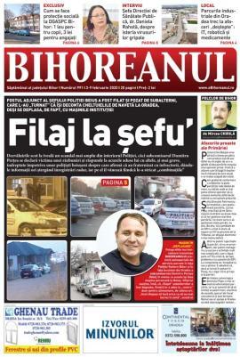 Nu ratați noul BIHOREANUL tipărit! Scandal la Poliția Beiuș, cu acuzații reciproce, între fostul adjunct și subalterni
