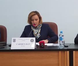 """Se pregătesc dosare penale pentru protestatarii anti-PSD. Ministrul internelor: """"S-a depăşit planul contravenţional şi am trecut în cel penal"""""""