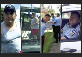 Poliţistul hoţilor: Un ofiţer din Poliţia Oradea şi-a împiedicat colegii de la Rutieră să-i ancheteze un amic urmărit pentru o agresiune în trafic (FOTO / VIDEO)
