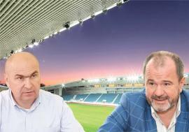 Meci pentru stadion: Primăria lui Bolojan se judecă cu frații Maghiar pentru terenul pe care ar urma să se ridice viitorul stadion municipal din Oradea