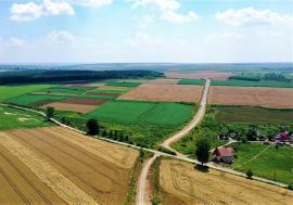 Asociaţia Pro Infrastructura, filmare cu drona deasupra centurii Săcueni, lansată în 2011, nici în prezent făcută: #VaiMamaNoastră! (FOTO / VIDEO)