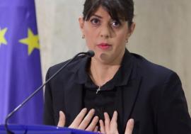 Codruța Kovesi, locul 2 la votul din Consiliul UE