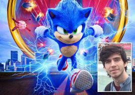 'Tăticul' lui Sonic: Un tânăr din Oradea l-a sculptat în 3D pe faimosul arici Sonic, protagonistul celui mai nou film produs la Paramount Pictures (VIDEO)