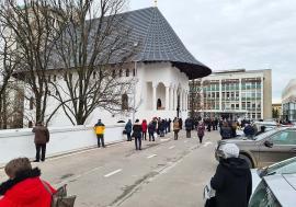Războiul parohiilor: Preoții a două parohii ortodoxe din Oradea își dispută acelaşi teritoriu din Rogerius