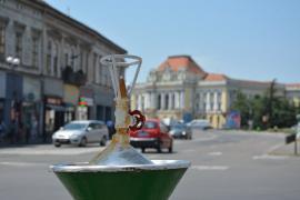 Oraş pe sec: Piaţa centrală a Oradiei, parcurile şi zonele de promenadă sunt văduvite de cişmele cu apă potabilă