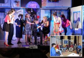 Comedia s-a născut la sat: O comună din Bihor are o trupă de teatru în toată regula (FOTO / VIDEO)