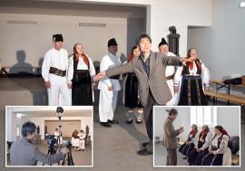 Etno-Norio: Un etnograf japonez din Tokio s-a îndrăgostit de Bihor şi de folclorul românesc (FOTO / VIDEO)