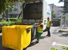 Spălarea containerelor, la final