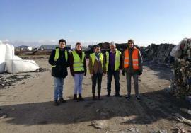 Reciclare ca în Europa! Patru tineri din Spania şi Germania vor să-i înveţe pe orădeni cum să facă din gunoaie compost
