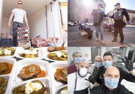 Cele bune să se-adune! În faţa unei încercări nemaiîntâlnite, bihorenii dau exemple de solidaritate şi generozitate prin iniţiative lăudabile (FOTO)