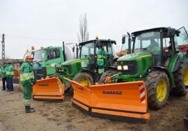 Reguli 'albe': Primăria Oradea şi RER Ecologic Service au stabilit normele de deszăpezire pentru iarna ce urmează