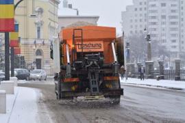 RER Vest, la datorie! În Oradea, iarna nu a luat operatorul prin surprindere