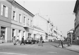 Oradea ieri, Oradea azi: Istoria străzii Vasile Alecsandri. Cândva se numea Arborele Verde
