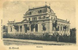 Oradea ieri, Oradea azi: De la Muzeul Petöfi – Bălcescu la Palatul Copiilor