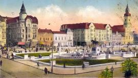 Oradea ieri, Oradea azi: Cum arăta oraşul în urmă cu 100 de ani