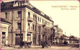 Oradea ieri, Oradea azi: Povestea palatelor gemene din strada Republicii