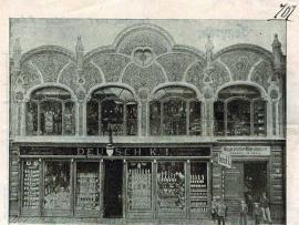 Oradea ieri, Oradea azi: În locul fostului Gulliver era, pe vremuri, un cochet magazin de sticlă